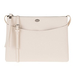 Parfois - Beige 'Pera' cross bag