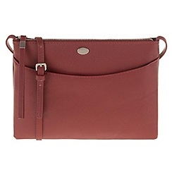 Parfois - Wine 'Pera' cross bag
