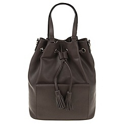 Parfois - Natural morrocco backpack
