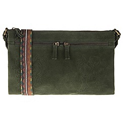Parfois - Green mumbai cross bag