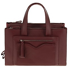 Parfois - Patina briefcase