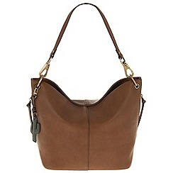 Parfois - Camel sundown bag