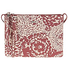 Parfois - Red 'Papaya' print cross bag