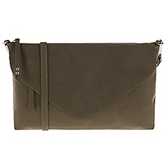 Parfois - Cream key cross bag