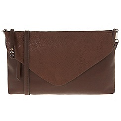 Parfois - Brown key cross bag