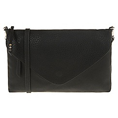 Parfois - Black key cross bag