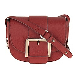Parfois - Red tapas cross bag