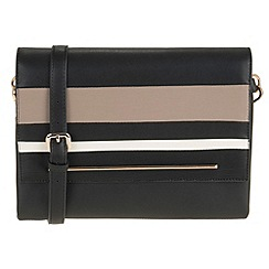 Parfois - Black 'Divine' cross bag