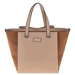 Parfois - Camel 'Zoom' plain briefcase