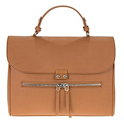 Parfois - Camel 'Block' cross bag
