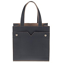 Parfois - Navy 'Park' shopper