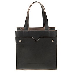 Parfois - Black 'Park' shopper