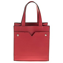 Parfois - Red 'Park' shopper