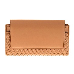 Parfois - Natural interlaced wallet