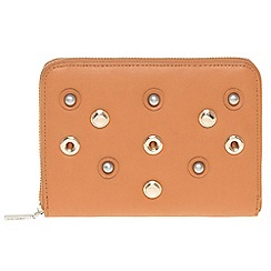 Parfois - Natural eyelets wallet
