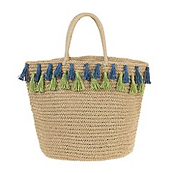 Parfois - Beige Hand bag shopper
