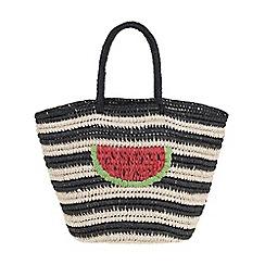 Parfois - Black Hand bag shopper
