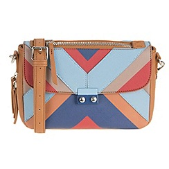 Parfois - Block cross bag