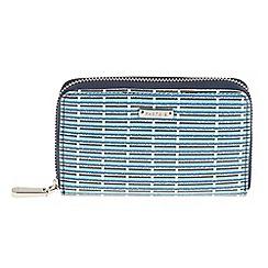 Parfois - Blue Basic wallet