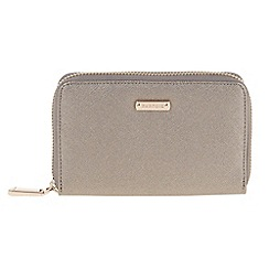 Parfois - Metallic Basic wallet