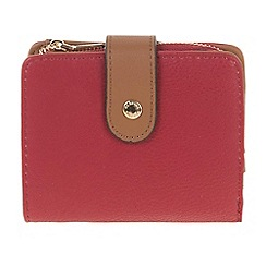 Parfois - Red All in straw wallet
