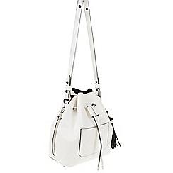 Parfois - Tropical palms handbag