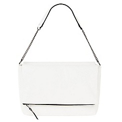 Parfois - Tropical palms cross bag