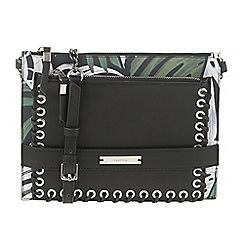 Parfois - Tropical print cosmetic purse