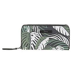 Parfois - Tropical print wallet