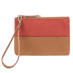 Parfois - Camelot cosmetic purse