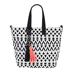 Parfois - White Caparica shopper