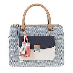 Parfois - Navy Frida briefcase