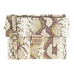 Parfois - Michelania multi snake cross bag