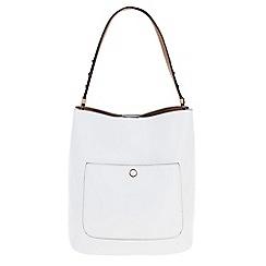Parfois - White Martini handbag