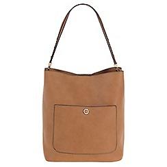 Parfois - Camel Martini handbag