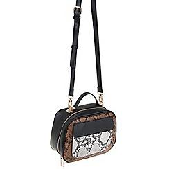 Parfois - Camel Duchamp cross bag