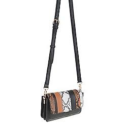 Parfois - Black Duchamp cross bag