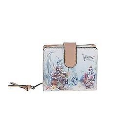 Parfois - Blue La mer wallet