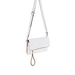 Parfois - White Pasada cross bag