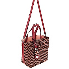 Parfois - Red Pasada shopper