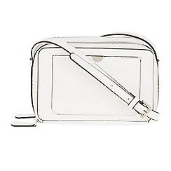 Parfois - White Avalon cross bag