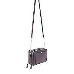Parfois - Lilac 'Avalon' cross bag