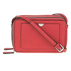Parfois - Red Avalon cross bag