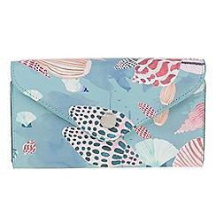 Parfois - Blue Scuba wallet