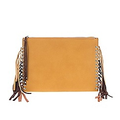 Parfois - Mustard Shake ba cross bag