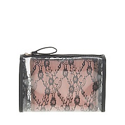Parfois - Black Dream cosmetic purse