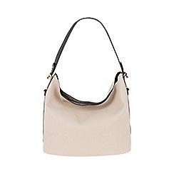 Parfois - Cream Paris handbag