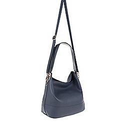 Parfois - Navy 'Paris' handbag