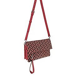 Parfois - Red Pasada cross bag
