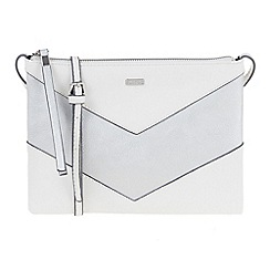 Parfois - White Thunder papaya cross bag